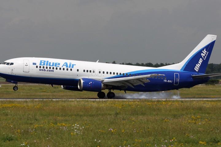 Caselle la compagnia aerea blue air istituisce un nuovo - Collegamento torino porta nuova aeroporto caselle ...