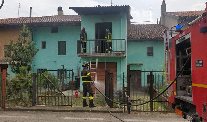 Oglianico a fuoco un appartamento il rogo domato dal - Estintore per casa ...