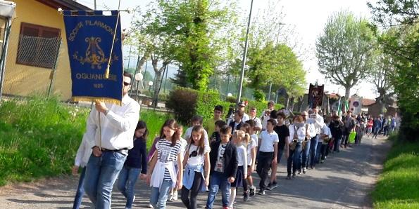 Oglianico celebra il 25 aprile con le note della rinata for Giordano arredamenti feletto canavese