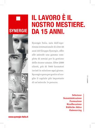 Speciale Synergie Italia A Rivarolo Punto Di Riferimento