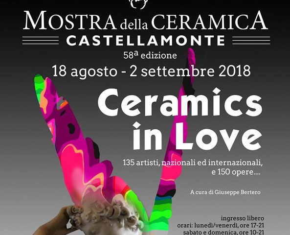 Mostra Della Ceramica Di Castellamonte.Castellamonte E Ceramics In Love Il Cuore Pulsante Della 58ma Mostra Della Ceramica Canavese News News Dal Canavese E Dintorni